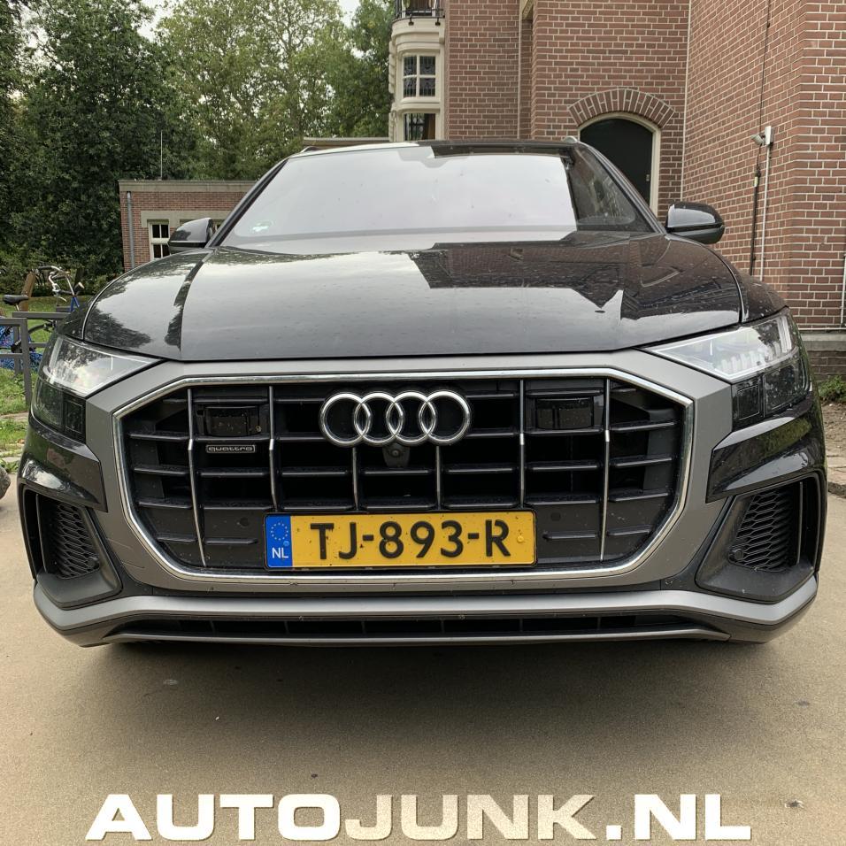Audi Q8 Foto's » Autojunk.nl (244500
