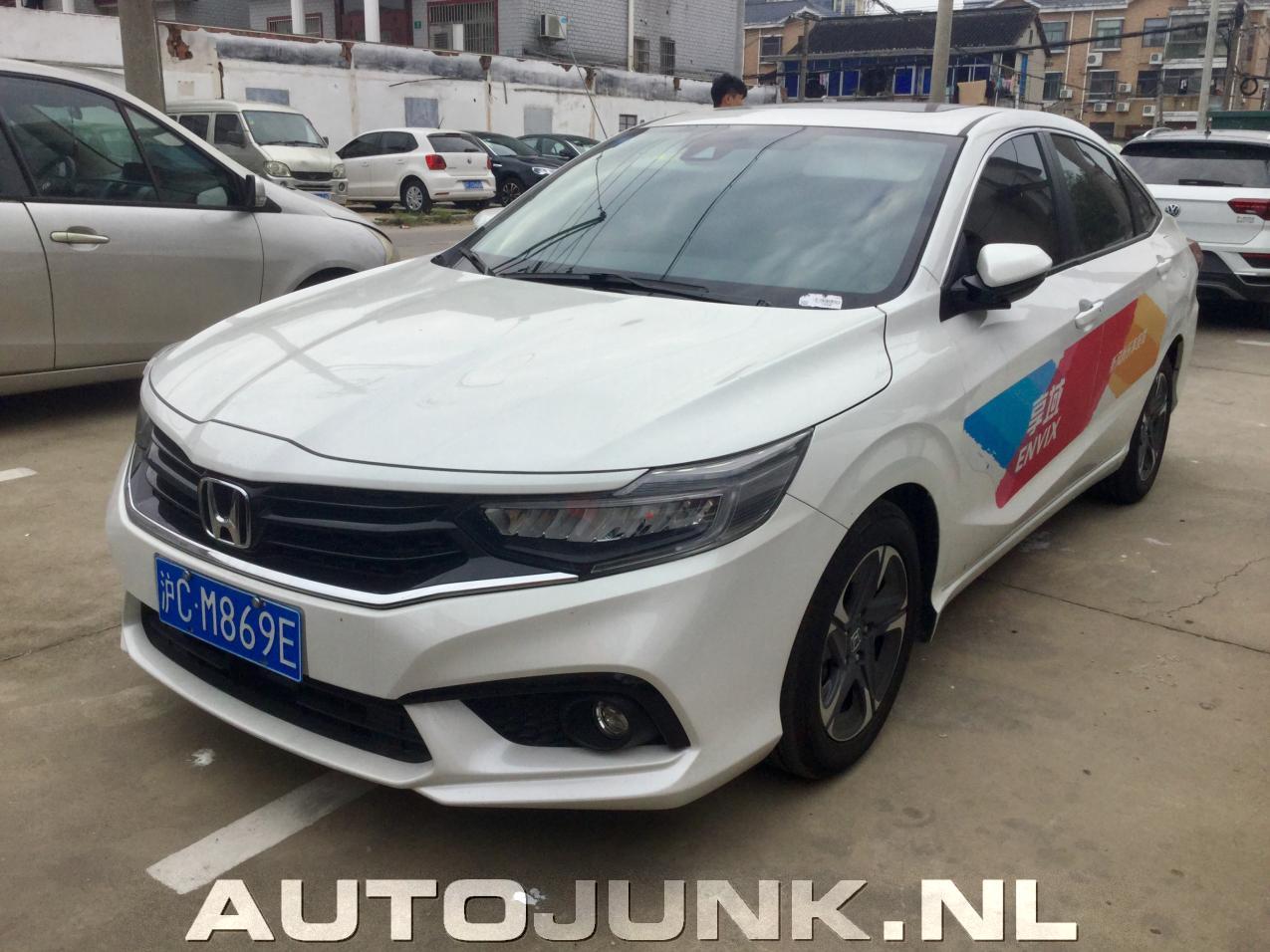 Honda Envix foto's » Autojunk.nl (246370)