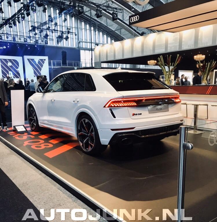 Audi RSQ8 Foto's » Autojunk.nl (249304