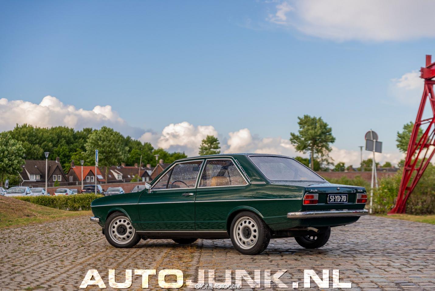 Audi 80 1973 foto's » Autojunk.nl (254100)