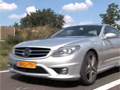 Video: Mercedes CL65 AMG