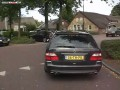 Video: Patrick Kluivert in zn E55 AMG Combi