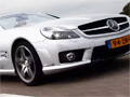 Video: Mercedes SL63 AMG