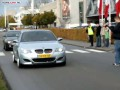 Video: BMW M5 Eisenmann exhaust, acceleratie en lekkere sound!!