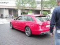 Video: Audi S6 Avant revving met Wouter