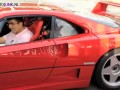 Video: Ferrari F40 with battery problems