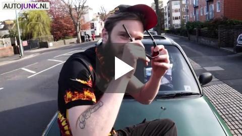 Pewdiepie Heeft Een Nieuwe Auto Video 187 Autojunk Nl 168189